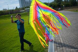 В Казани состоится фестиваль воздушных змеев