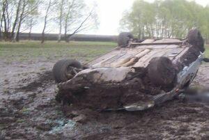 В Аксубаевском районе в ДТП погиб водитель легковушки