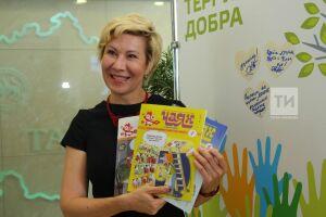 Ольга Павлова присоединилась к акции «Татмедиа» «Подари подписку»