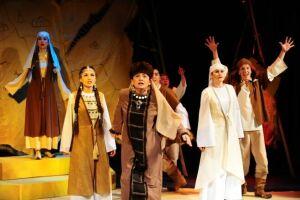 На фестивале «Науруз» Набережночелнинский татарский драмтеатр представит премьерный спектакль