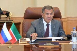 Рустам Минниханов пригласил Президента Сенегала посетить Татарстан в рамках официального визита в РФ