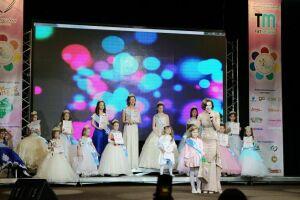 В ГТРК «Корстон» наградили маленьких принцесс Татарстана-2017