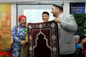 Ифтар для детей из детского дома и многодетных семей прошел в Чистополе