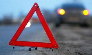 Видео: В Советском районе иномарка пробила ограждение и вылетела на пути