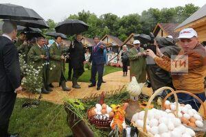 Всероссийский день поля в Татарстане собрал около 30 тыс. участников и посетителей