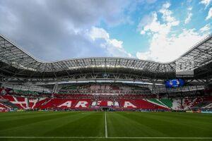 Болельщикам рекомендуют заблаговременно прибыть на матч «Рубина» с «Краснодаром»