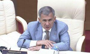 Рустам Минниханов поручил жестко контролировать ход работ по установке котлов в Уруссу