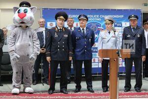 В Казани стартовал чемпионат Европы по пулевой стрельбе среди полицейских