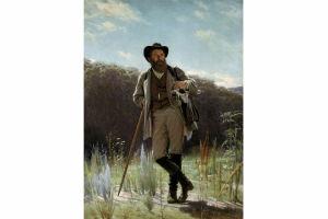 Уроженец Елабуги Иван Шишкин возглавил рейтинг самых известных русских живописцев