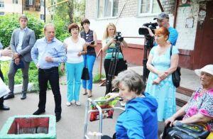 В этом году в Нижнекамске капитально отремонтируют почти 40 дворовых территорий
