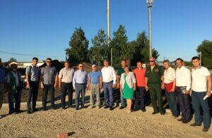 В Лаишевском районе РТ ведется разбивка парка имени погибшего в Сирии Героя России