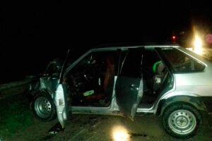 Фото: В аварии в Бугульминском районе погибли два человека
