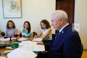 Делегатов VI съезда ВКТ встретят спектаклем «Казанское сокровище»
