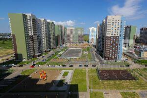 Татарстан в первом полугодии занял первое место по вводу жилья среди регионов ПФО