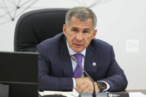 Рустам Минниханов вошел в топ-10 медиарейтинга глав регионов в сфере ЖКХ