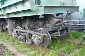 Четыре вагона со щебнем сошли с рельсов в Нурлате