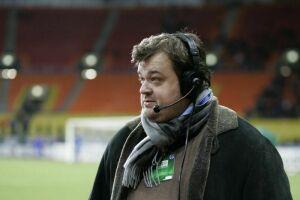 Василий Уткин: Сборной России по футболу нечем гордиться, кроме пота