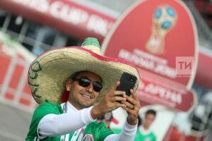 Во время Кубка конфедераций Татарстан посетили более 160 тысяч туристов