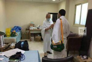 В Мекке для паломников из Татарстана круглосуточно работают 12 врачей
