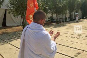 Татарстанские паломники совершают основной обряд хаджа – стояние на Арафате