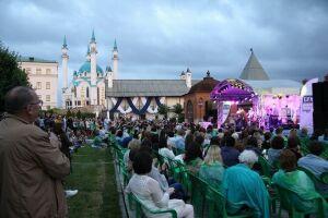 Второй джазовый четверг Скепнер: как солнечная Этери Бериашвили тучи над Казанским Кремлем разгоняла