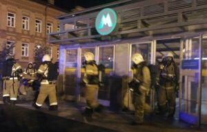 Спецслужбы Казани отработали навыки ликвидации катастроф в метро