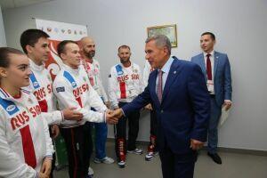 В Казани открылся 14-й чемпионат мира по спортивному ушу
