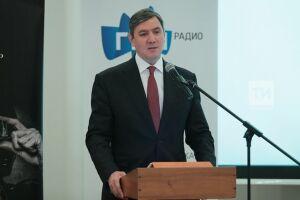Роман Шайхутдинов: 111 радиостанций сегодня работают в Татарстане, радио не теряет популярности