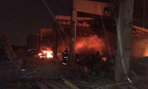 Завершено следствие по пожару на производственной базе в Нижнекамске, где погибли пять человек