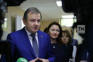 Адель Вафин: В этом году в Казани начнут строительство домов для врачей