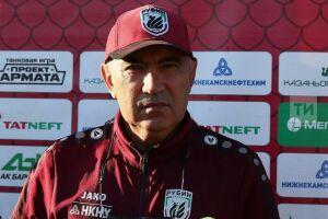 Курбан Бердыев: «Удача должна быть»