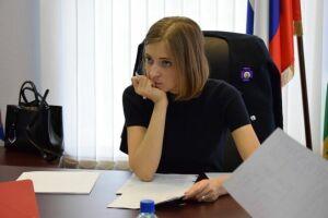 Поклонская: Депутаты повторно требуют у Генпрокуратуры запретить «Матильду»