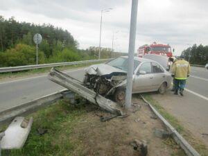 Два человека пострадали на трассе М7 в Высокогорском районе