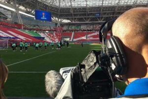 На ТНВ – футбольное сражение «Рубина» с «Амкаром»