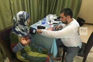 От 1,7 тысячи хаджиев Татарстана зарегистрировано 7 тысяч обращений к врачам