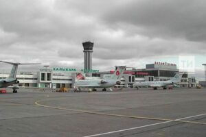 Проектирование нового пассажирского терминала аэропорта Казани начнется в этом году