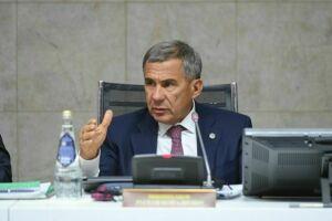Президент РТ заявил о важности развития транспортной инфраструктуры Камского кластера