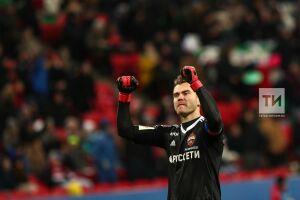 Бердыев прокомментировал решение Акинфеева завершить карьеру в сборной России