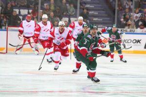 Дмитрий Юдин об игре со «Спартаком»: Очень хотелось выиграть вматче против бывшей команды