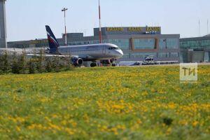 Аэропорты Татарстана за 2018 год на треть увеличили пассажиропоток до 3 млн человек