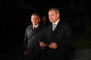 Восточно-Казахстанская область хочет перенять опыт Татарстана по цифровизации
