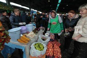 В Минсельхозе РТ рассказали о ценах на продукты, установленные на татарстанских ярмарках