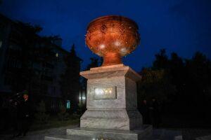 В Казани появилась скульптурная композиция «Тайказан»