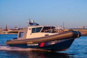 В Татарстане росгвардейцы спасли тонущего рыбака