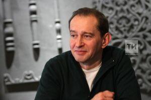 Хабенский анонсировал создание в Казани актерской базы для кинопроектов