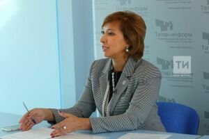 Эльмира Зарипова: «К 2030 году пожилых в Татарстане станет на 15 процентов больше»