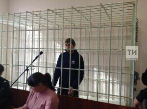 Суд продлил срок задержания подозреваемому в двойном убийстве на улице Химиков в Казани