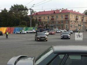 Знаменитый на весь Татарстан провал на улице Ершова в Казани планируют устранить до конца недели