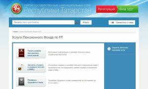 Более 90 процентов услуг Пенсионного фонда в РТ можно получить в электронном виде