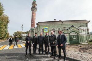 Депутаты «Единой России» оценили ход реставрации Азимовской мечети и Петропавловского собора